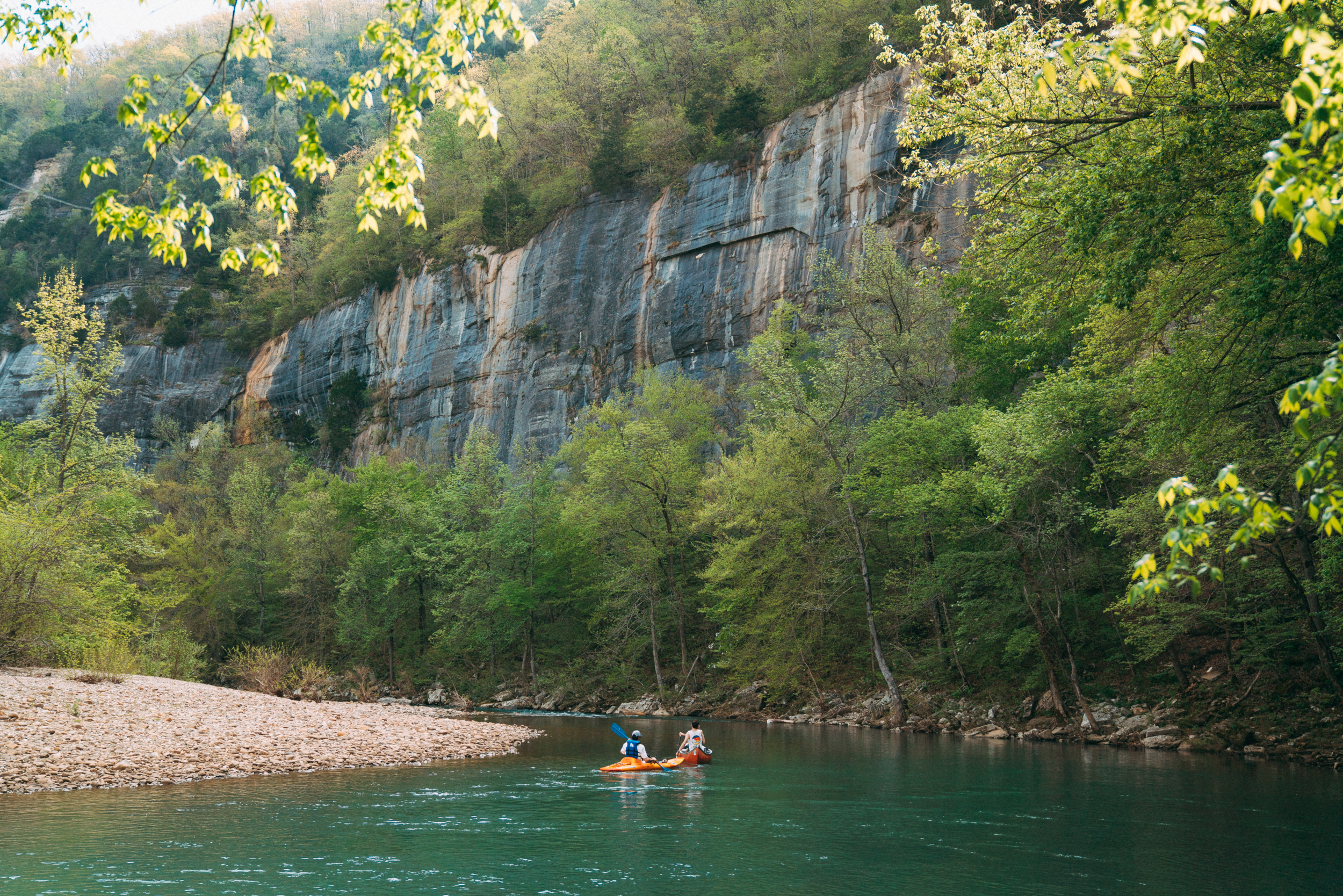 Buffalo River Spring 2019 Adventure Guide