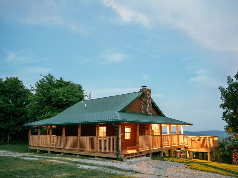 The Buffalo River Cabin