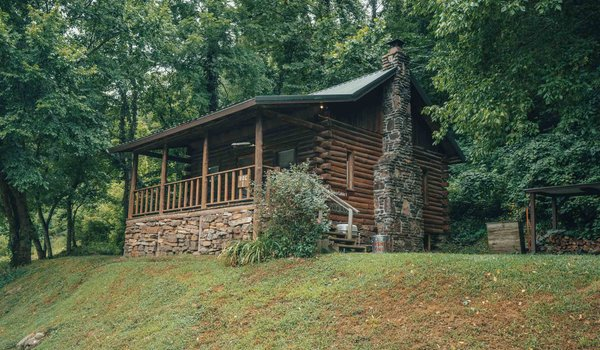 Cabins Buffalo National River Cabins And Canoeing In