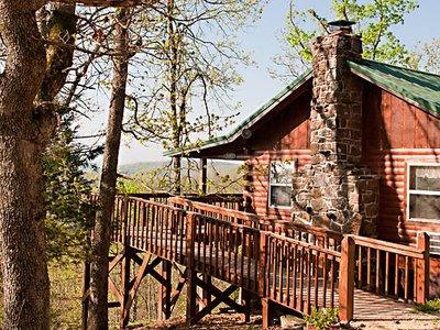 Mountain ecstasy cabin buffalo national river cabins for Cabins near ponca ar