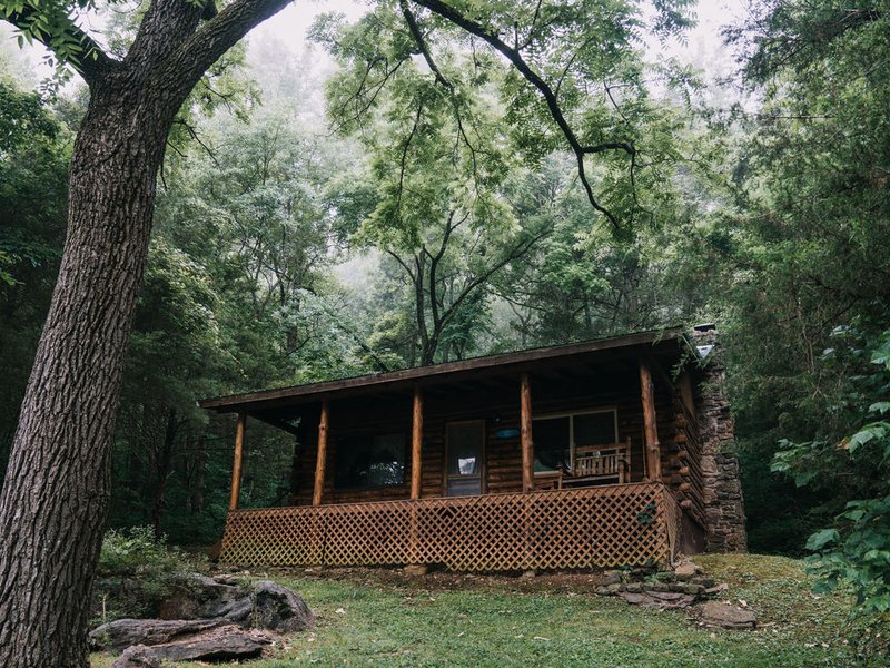 Valley mist buffalo national river cabins and canoeing for Cabins near ponca ar