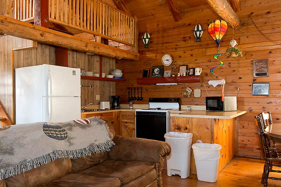 Balloon Cabin | Buffalo National River Cabins & Canoeing in ...