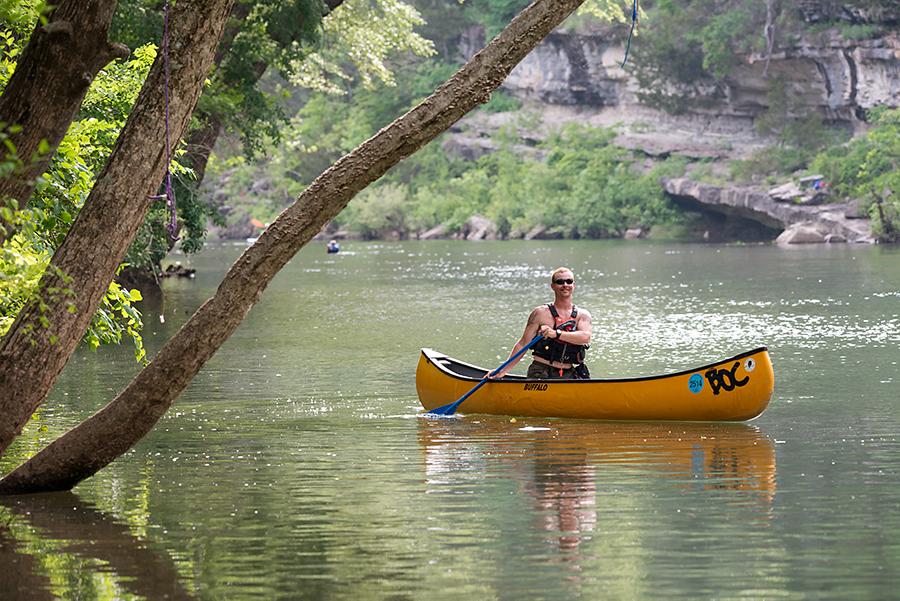 Buffalo National River In Arkansas Multi Day Float Trips