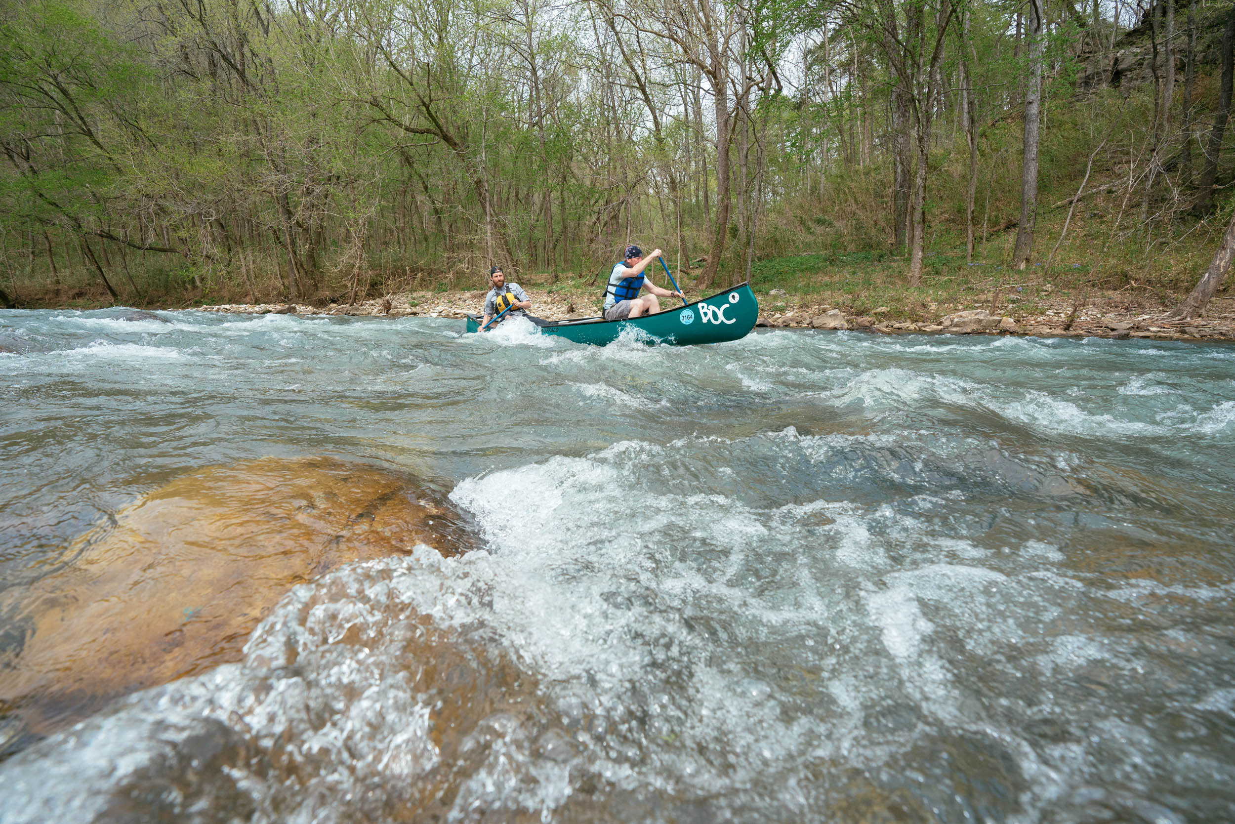 Buffalo River Day Trips | Buffalo National River Cabins and