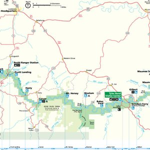 Buffalo River Maps