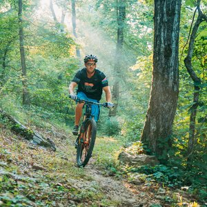 Buffalo River Mountain Biking