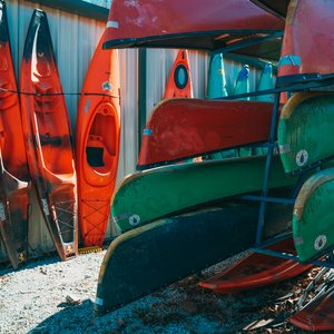 Buy Used Canoes & Kayaks