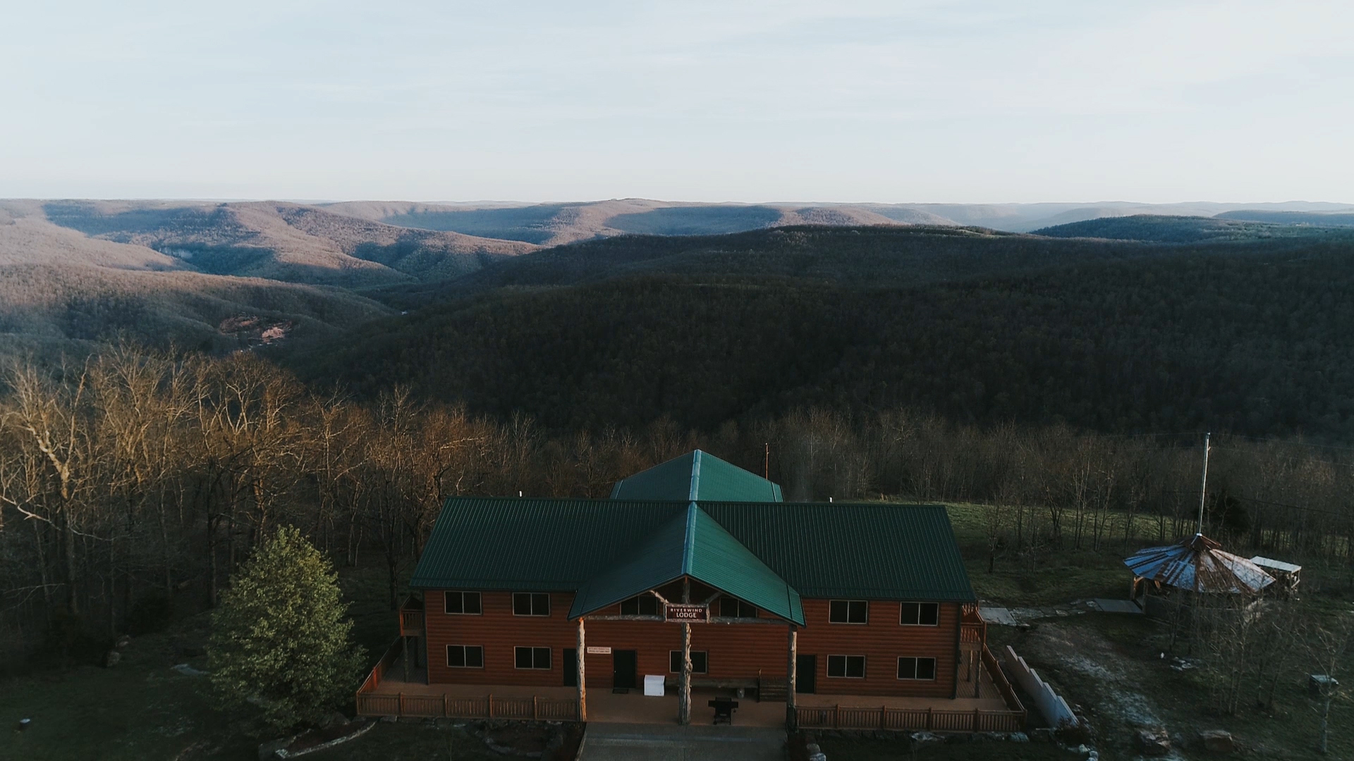 The Riverwind Lodge