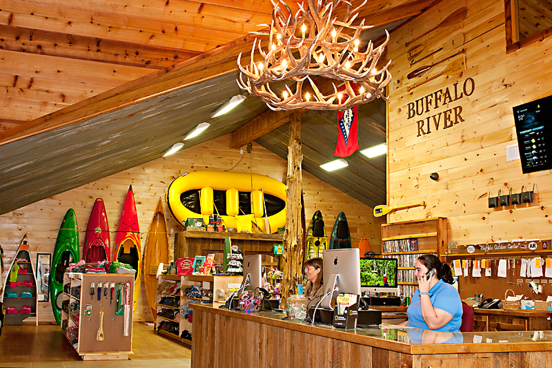 The New Buffalo Outdoor Center Store