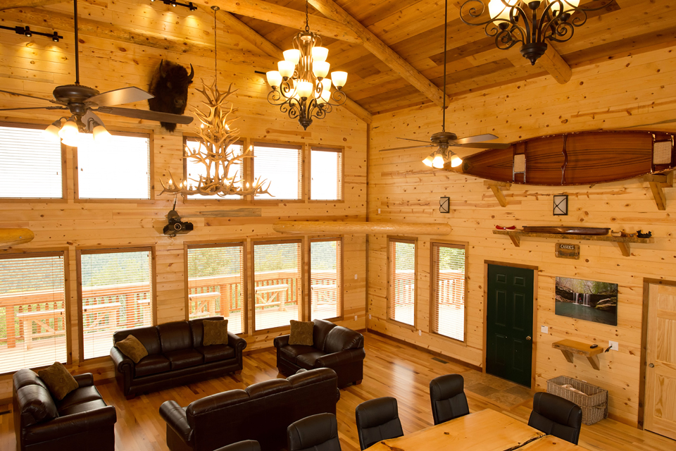 New Lodge Offers Big View of Arkansas' Finest Scenery