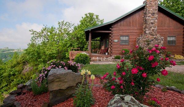 Arkansas Cabin