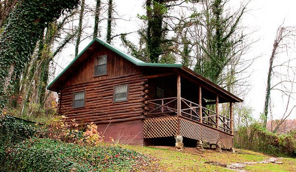 Cabins | Buffalo National River Cabins and Canoeing in ...