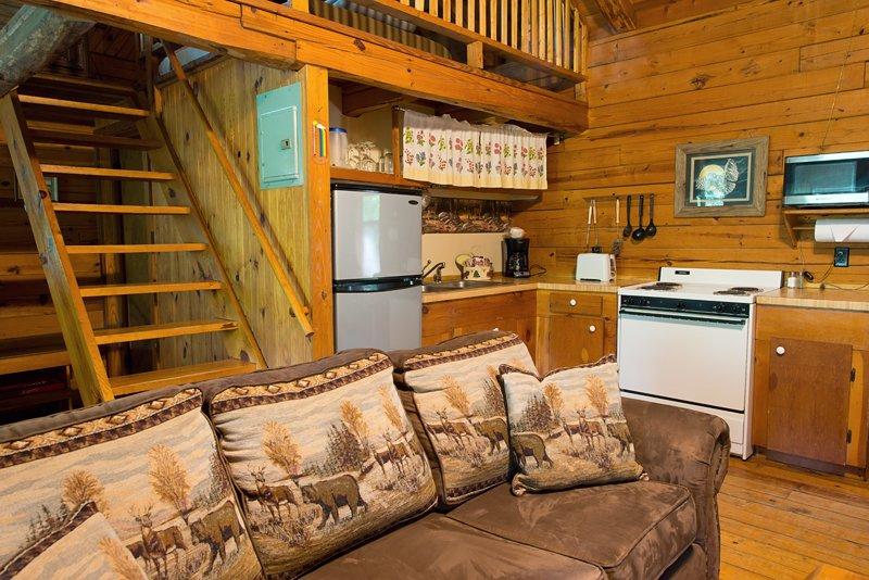 Crossbow Cabin Buffalo National River Cabins And