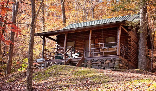 luxury menu two eureka log silver top resort hottub ridge story cabin springs arkansas cabins view