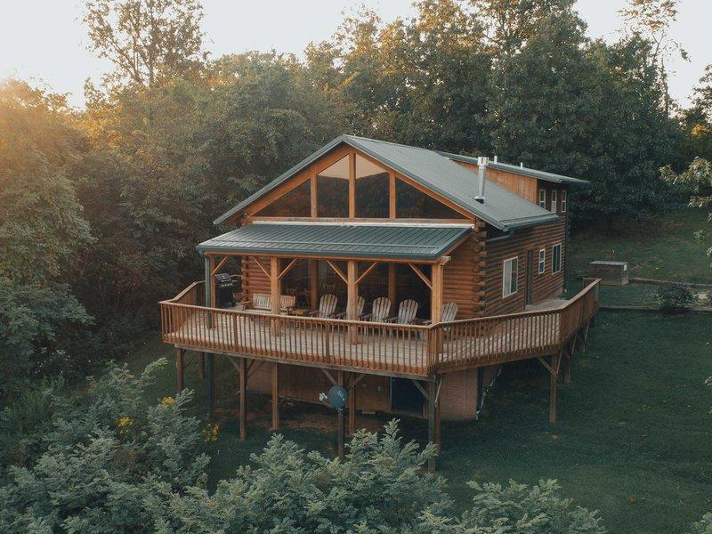 Compton Mountain Cabin Buffalo National River Cabins And Canoeing In Beautiful Ponca Arkansas