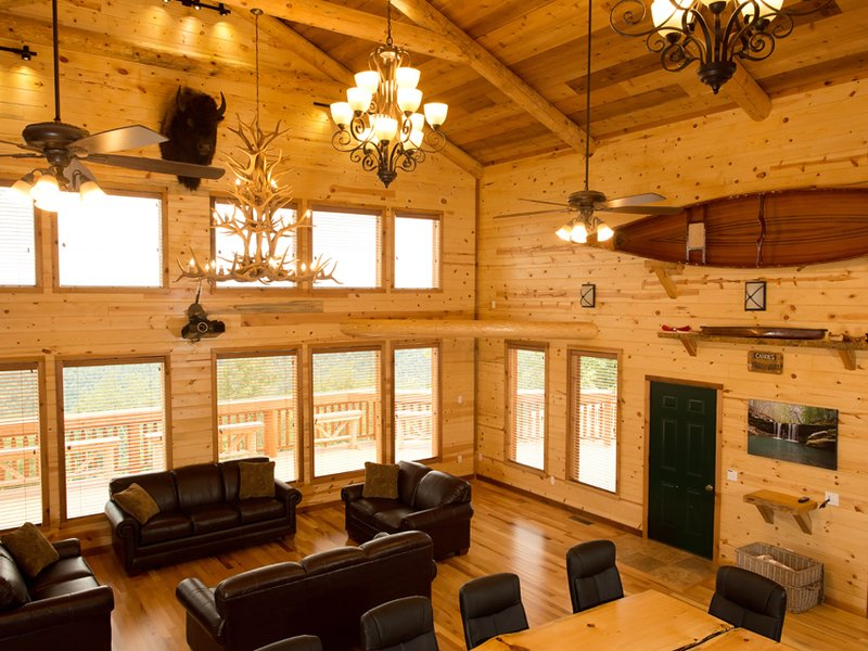 Riverwind Lodge Buffalo National River Cabins And