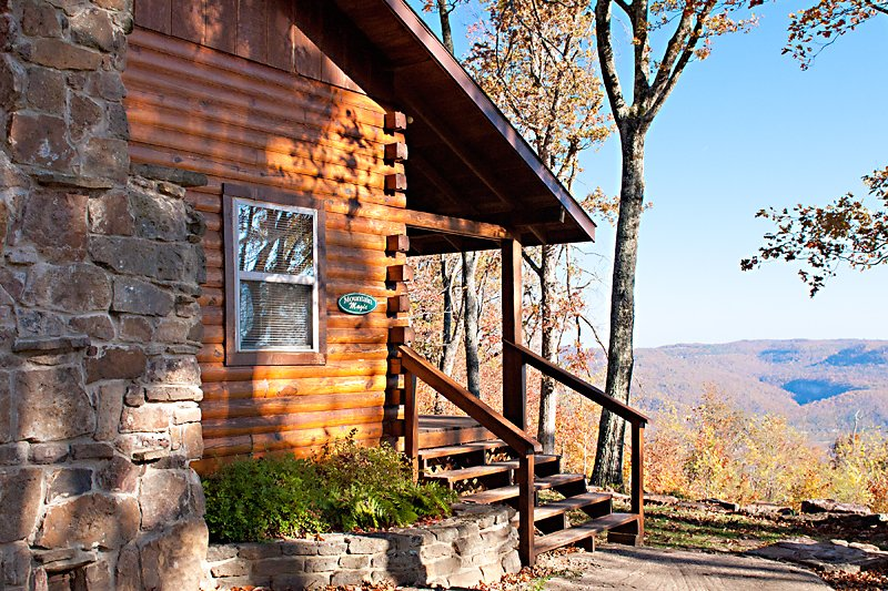 Mountain Magic Buffalo National River Cabins And