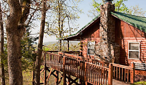 Mountain Ecstasy Cabin