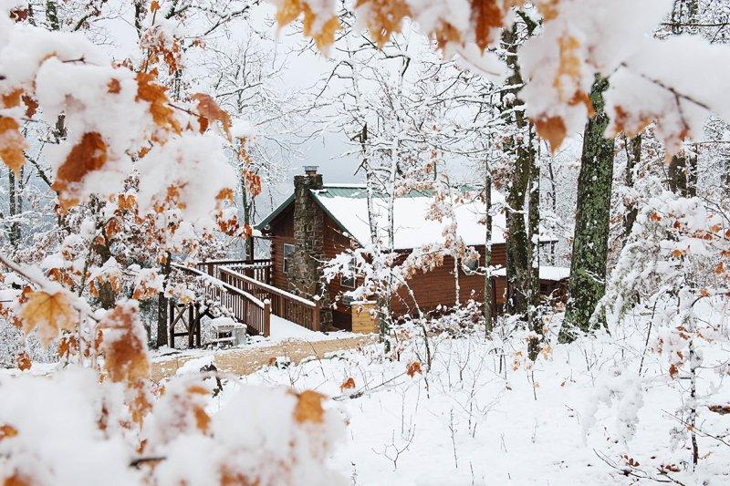 Mountain Ecstasy Cabin Buffalo National River Cabins And