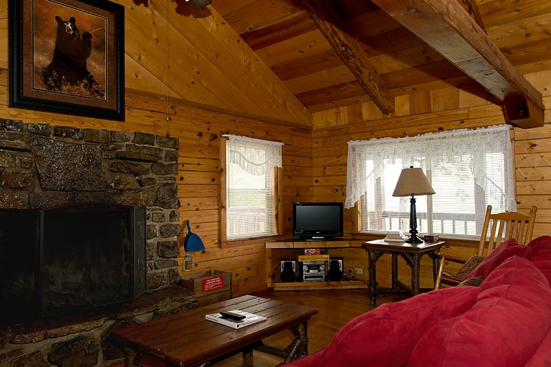 Mountain ecstasy cabin buffalo national river cabins and for Cabins near ponca ar