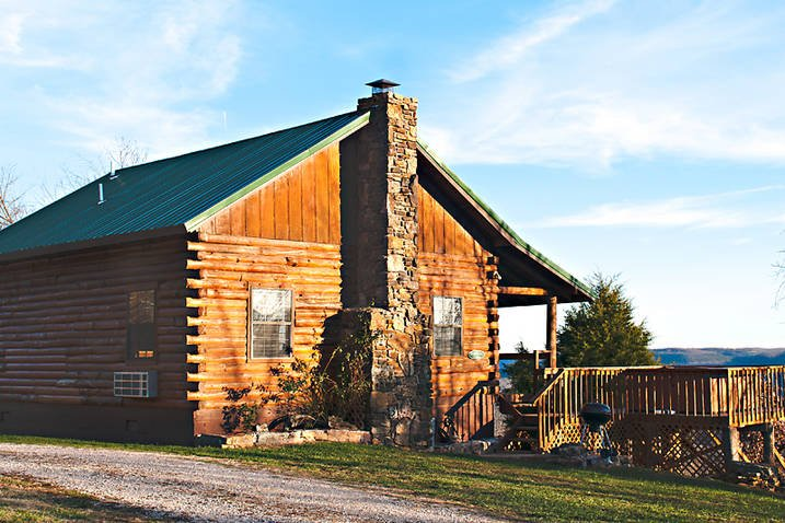 President 39 s cabin buffalo national river cabins and for Cabins near ponca ar