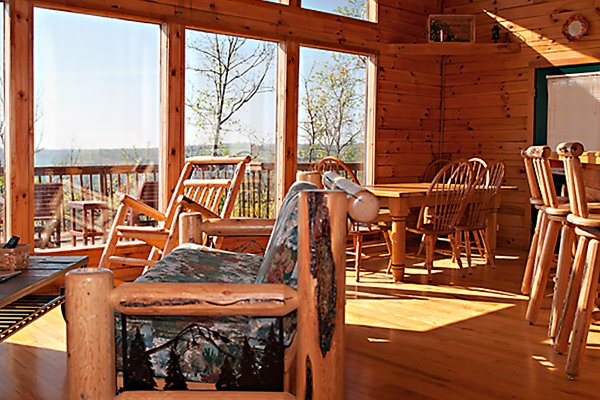 Compton Mountain Cabin Buffalo National River Cabins And