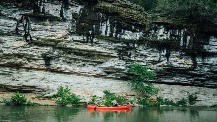 Let Buffalo Outdoor Center help you plan a multi-day canoe trip on America's first national river---the Buffalo!