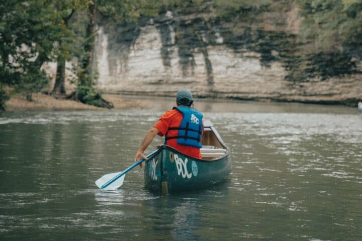 Canoeing the full length of the Buffalo National River should be on every river paddler's bucket list.