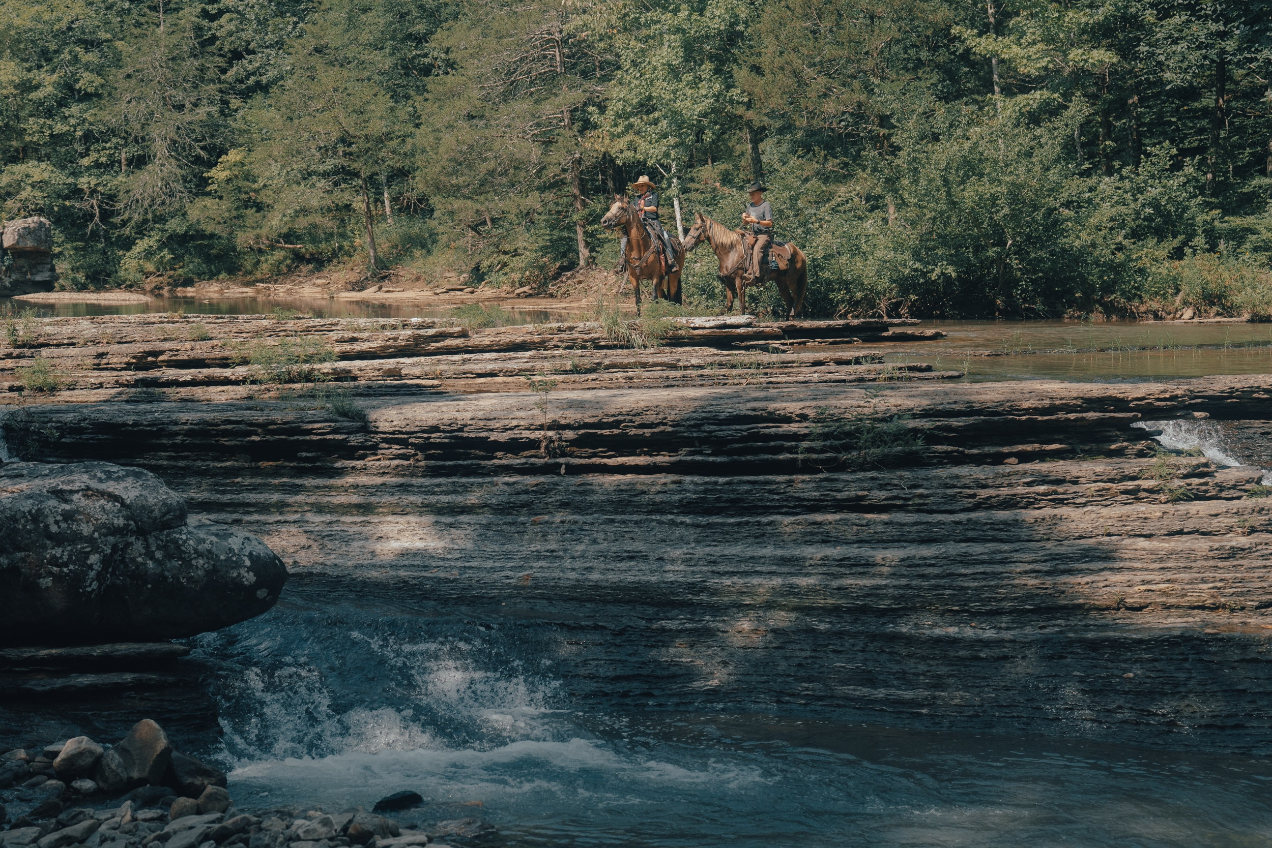 Horseback Riding at Rimrock Cove Ranch