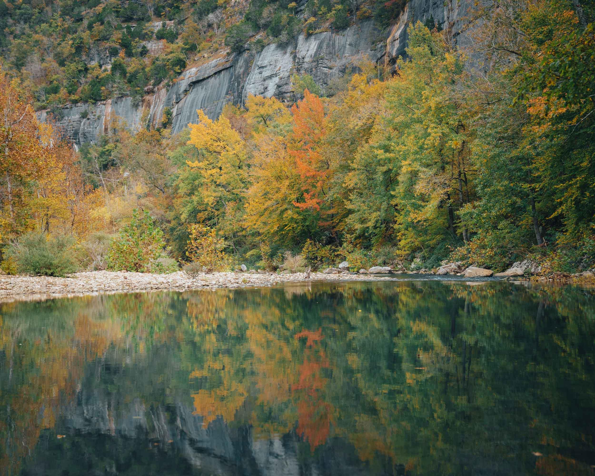 Autumn at Steel Creek